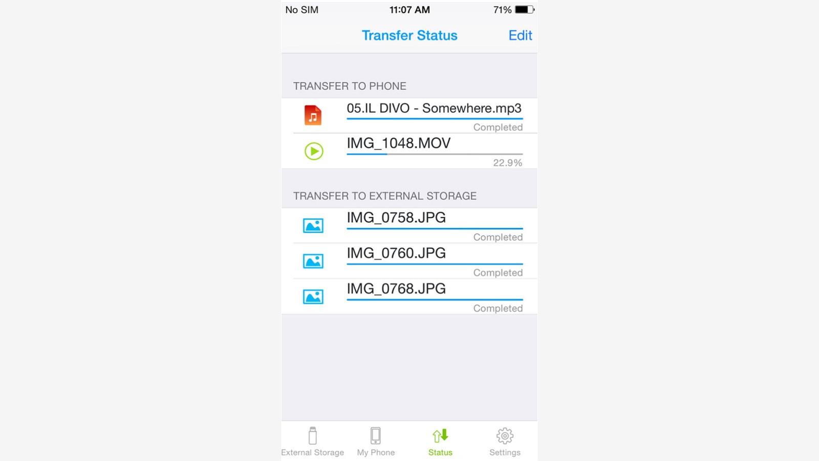 Môžete pripojiť flash disk do iPhone