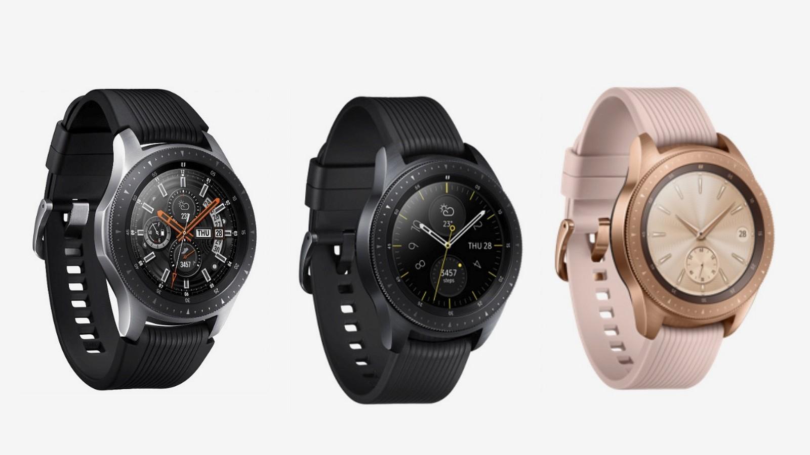d8b09e63a4 Samsung Galaxy Watch