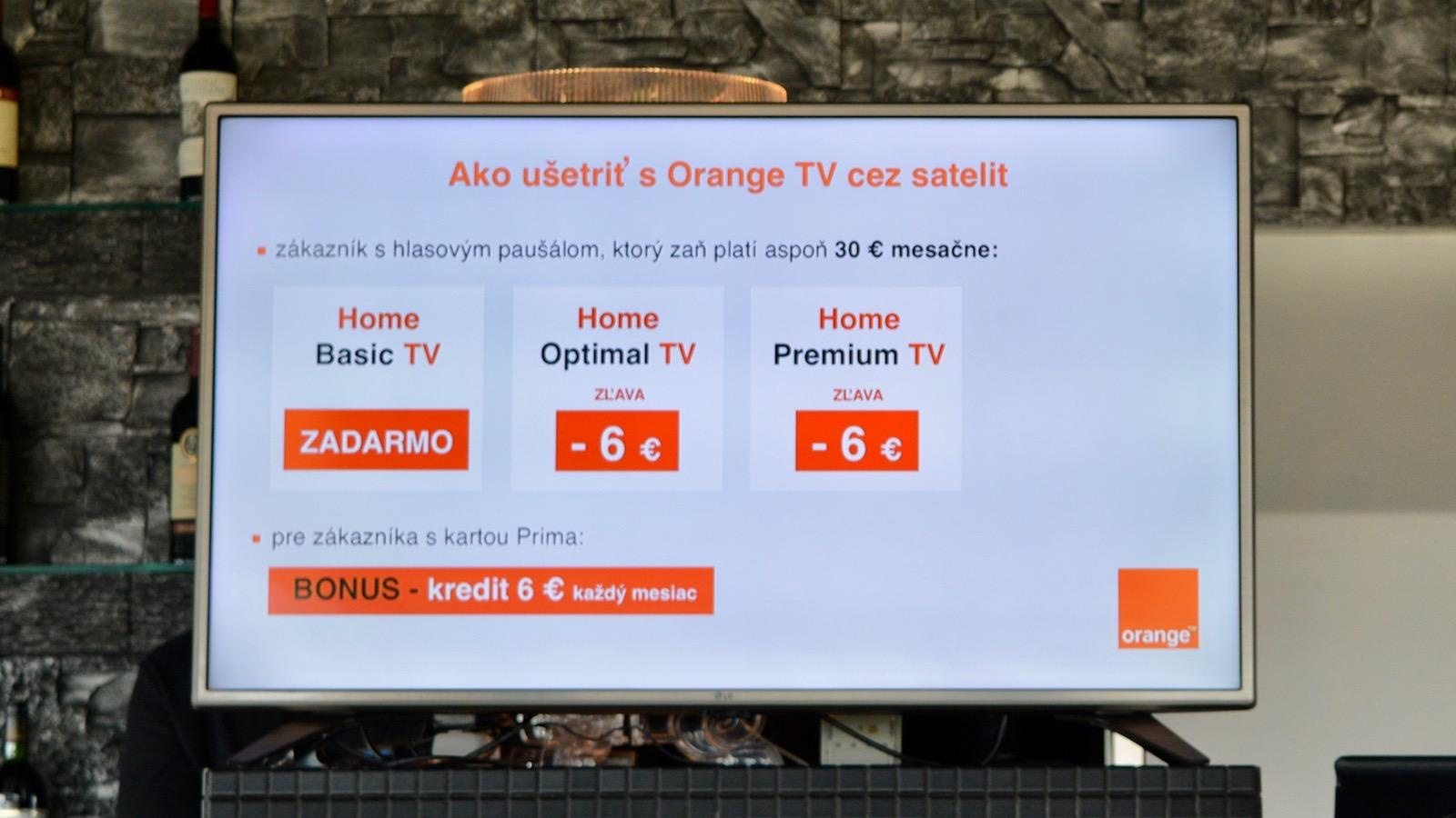 4ce735699 Orange Sport TV cez SMS: športový obsah pre každého