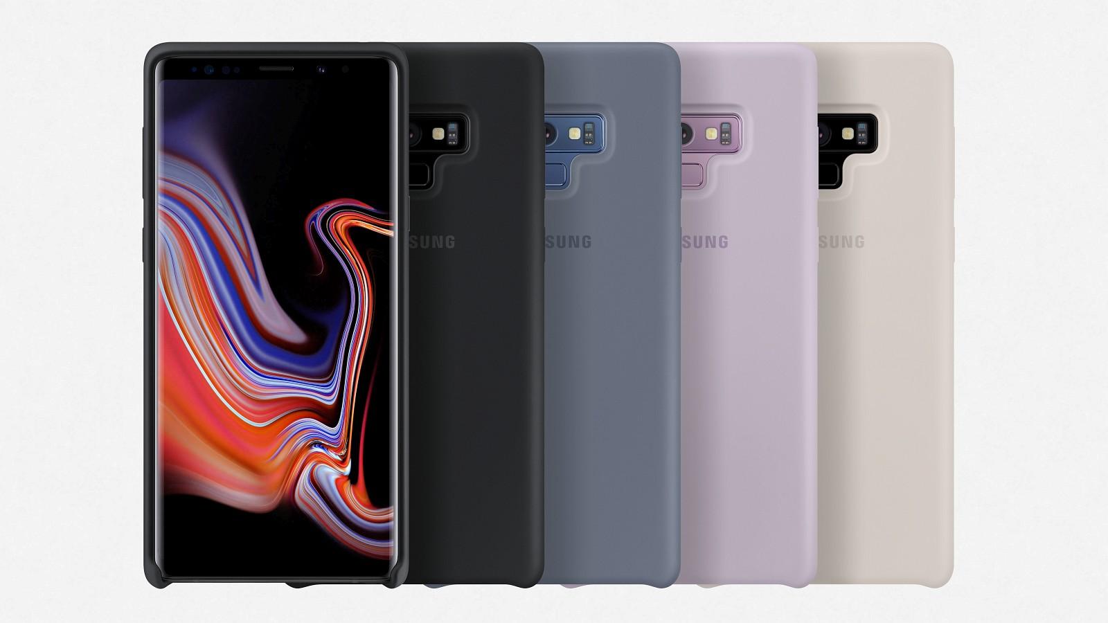 dc1b5cb1d Samsung Galaxy Note 9 dostal bohaté originálne príslušenstvo