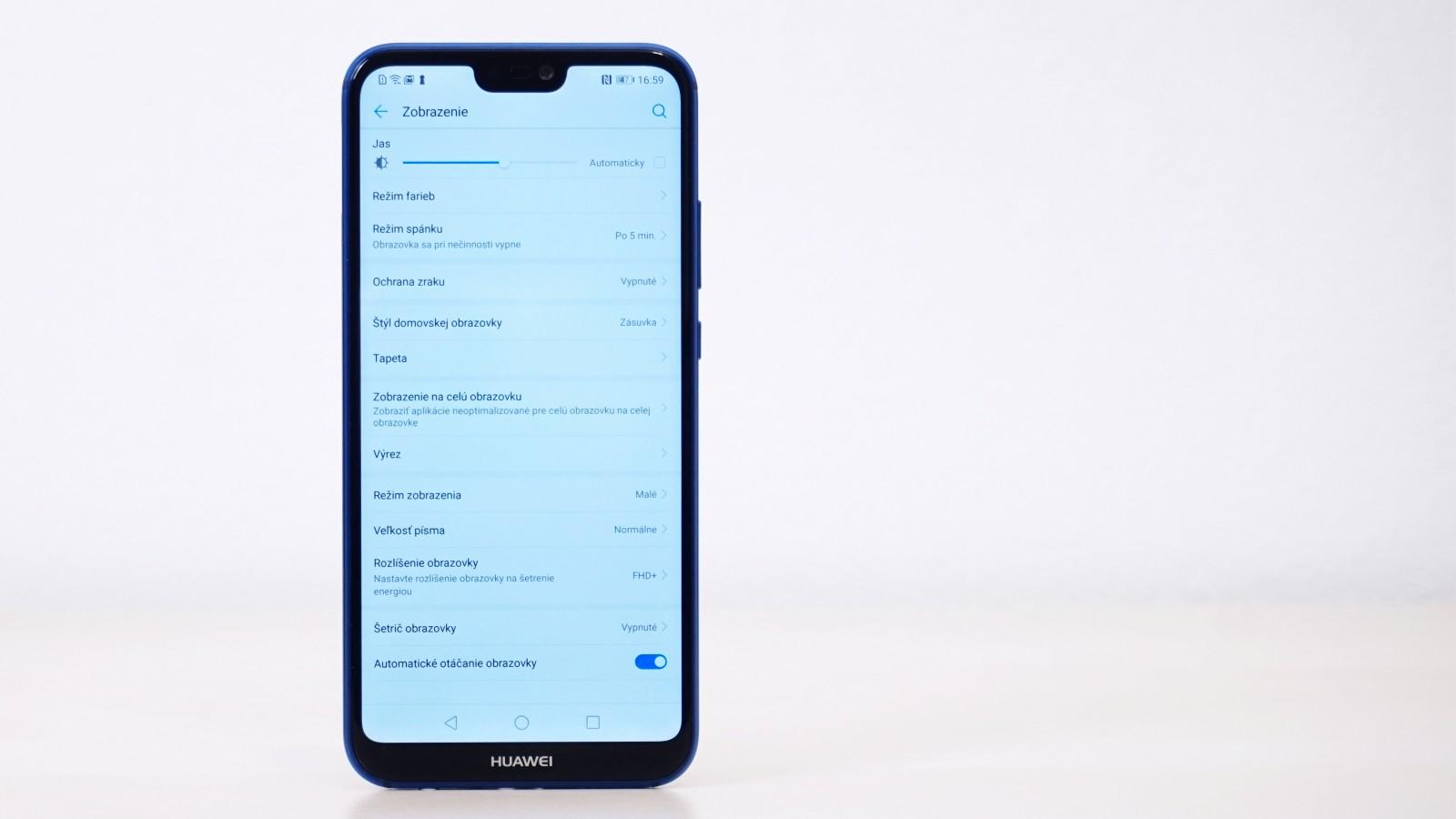 Recenzia: Huawei P20 Lite - zas o pol triedy vyššie