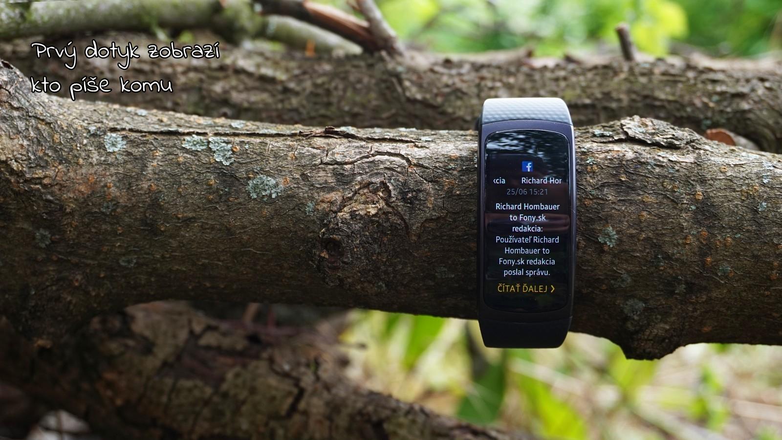 3de36ffd7 Samsung Gear Fit 2 - sparing partner na celý deň Zdroj: www.fony.sk