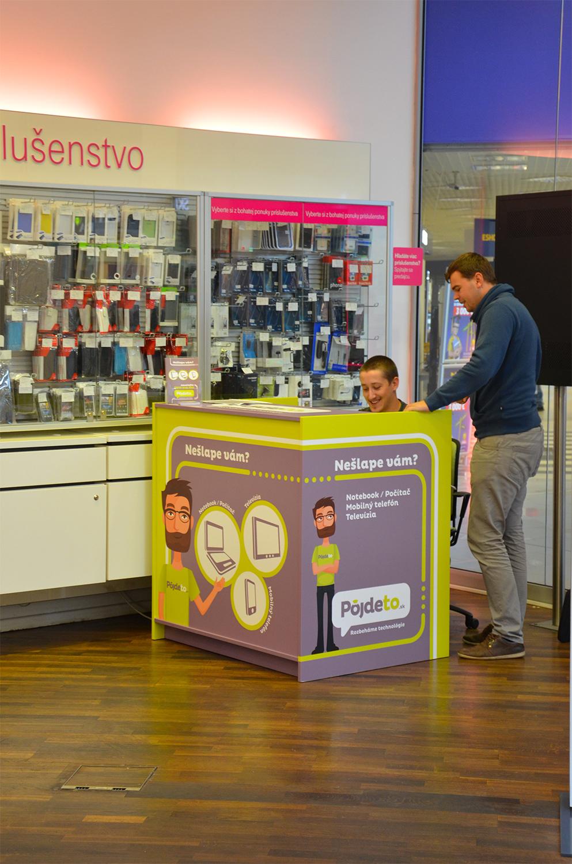 3b0106d68 Pôjdeto - Telekom vám pomôže s nastavením a opravou smartfónu, PC i TV