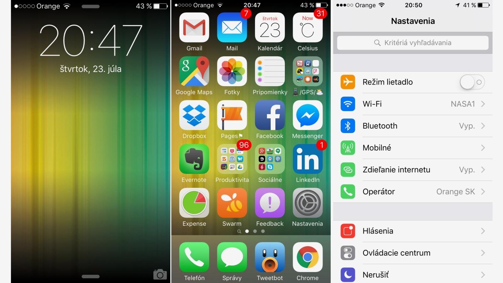 6c2486dbf Vyskúšali sme betaverziu iOS 9, prináša viac noviniek než sa čakalo