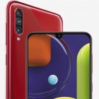 Samsung Galaxy A70s press image