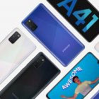 Samsung Galaxy A41 press image