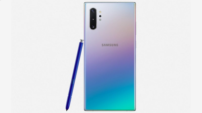 Samsung Galaxy Note 10+ press image