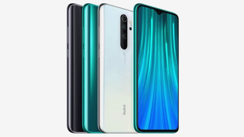 Xiaomi Redmi Note 8 Pro press image
