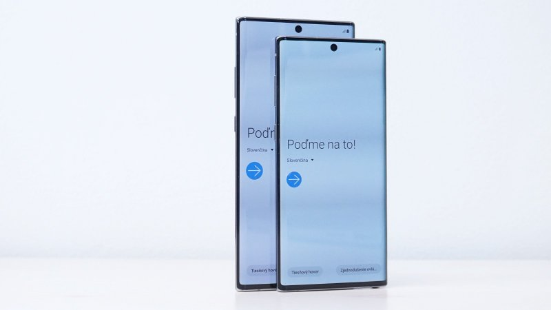 Samsung Galaxy Note 10+ vs. Note 10