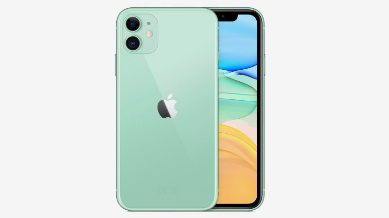 Apple iPhone 11 press image
