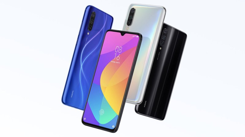 Xiaomi Mi 9 Lite press image