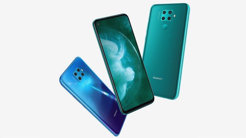 Huawei Nova 5z press image