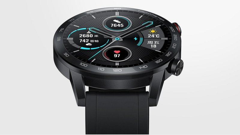 Honor MagicWatch 2 press image