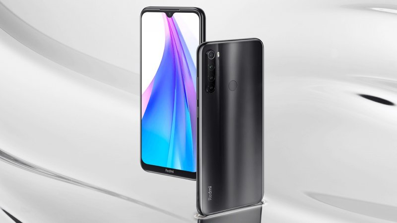 Xiaomi Redmi Note 8T press image