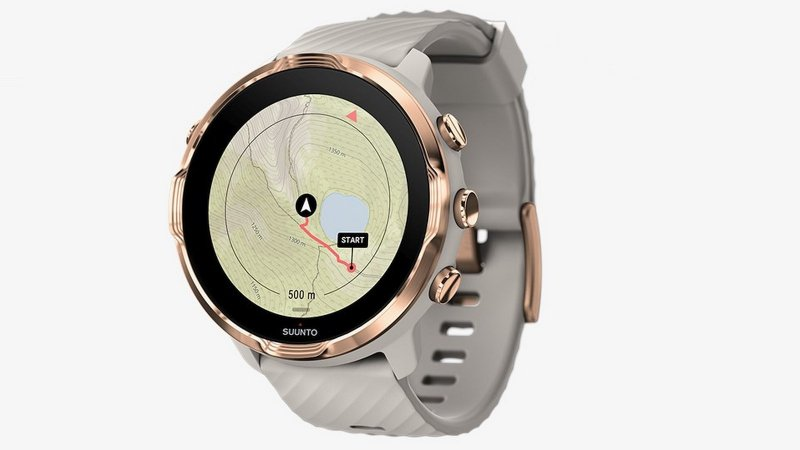 Suunto 7 press image