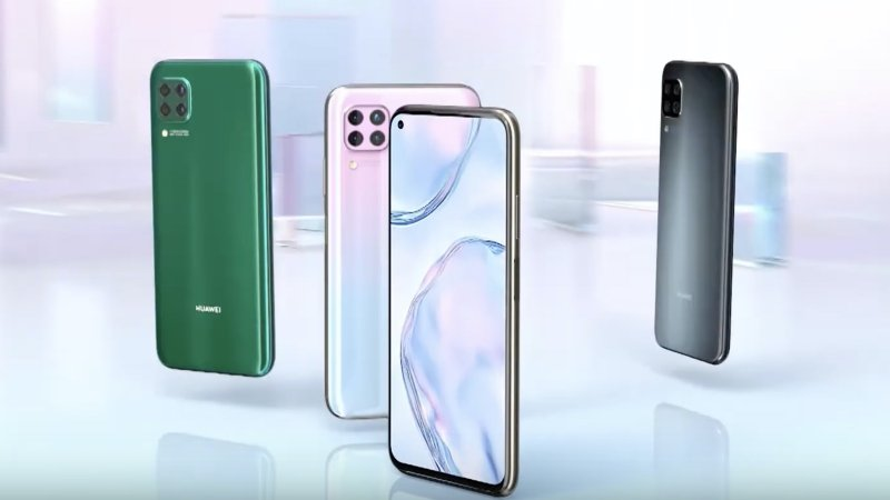 Huawei P40 Lite press image