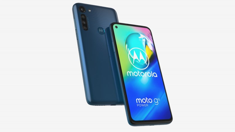 Motorola Moto G8 Power press image