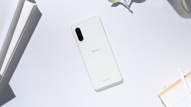 Sony Xperia 10 II press image