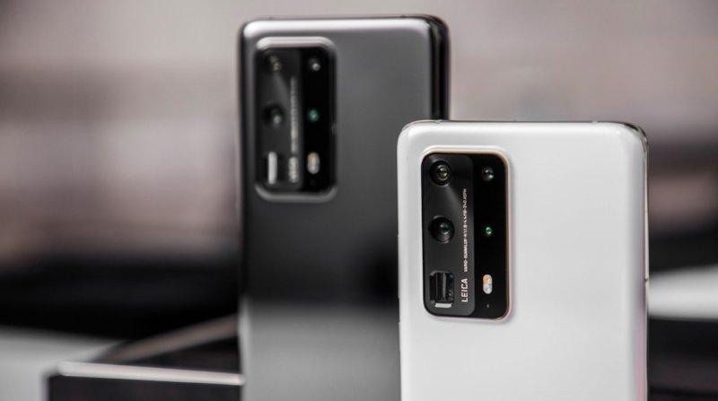 Huawei P40 Pro press image