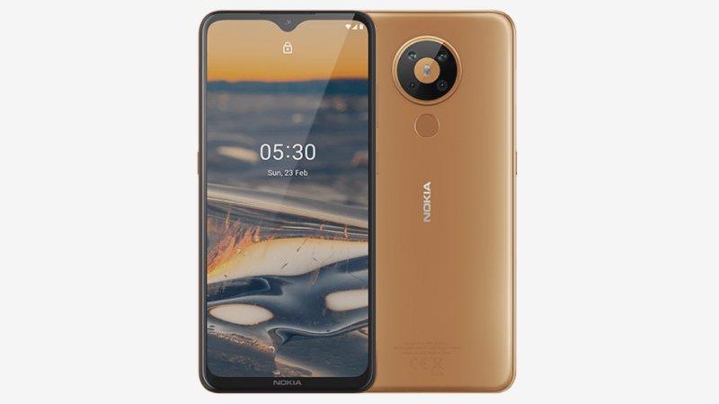Nokia 5.3 press image