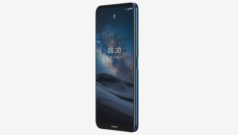 Nokia 8.3 5G press image