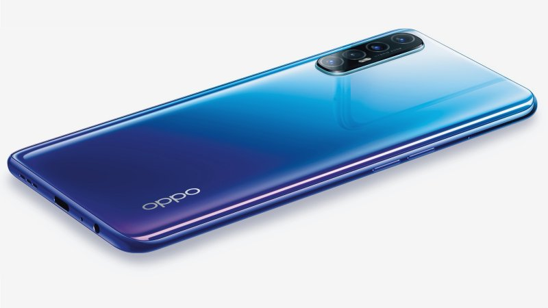 Oppo Reno 3 Pro press image