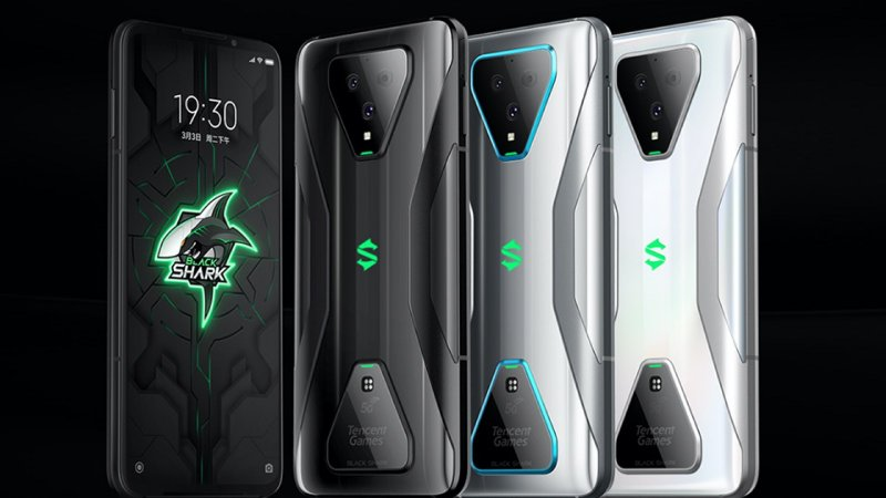 Xiaomi Black Shark 3 press image
