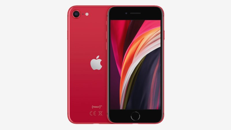 Apple iPhone SE (2020) press image