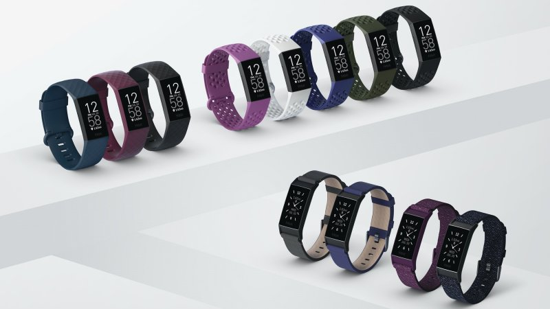 Fitbit Charge 4 press image