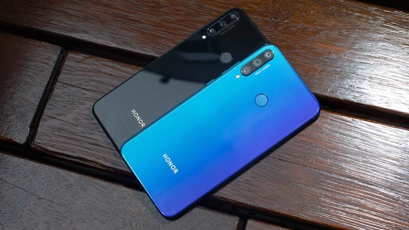 Honor 9C press image