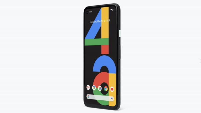 Google Pixel 4a press image