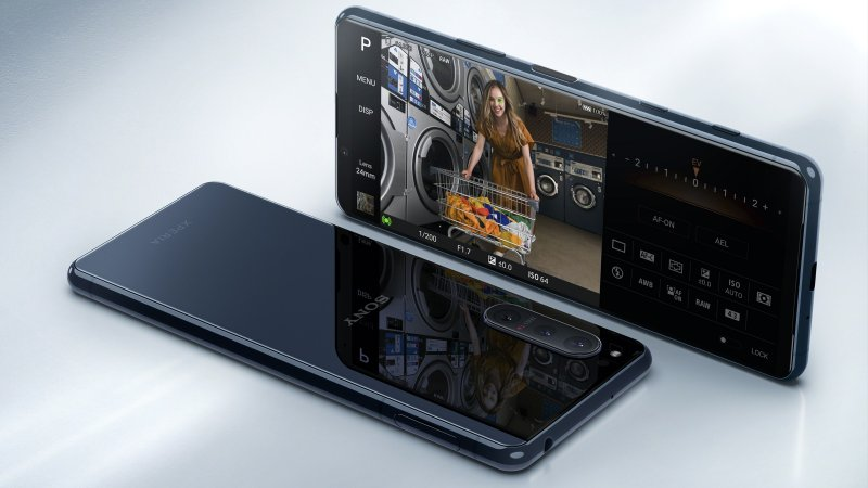 Sony Xperia 5 II press image
