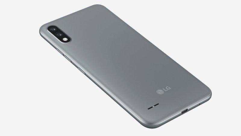 LG K22 press image