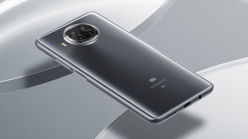 Xiaomi Mi 10T Lite press image
