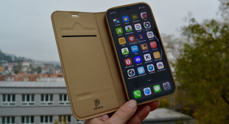 Apple iPhone 12 Pro - recenzia