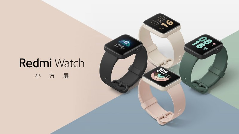 Redmi Watch press image