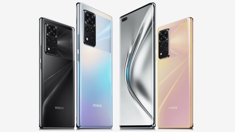 Honor V40 (View 40) press image
