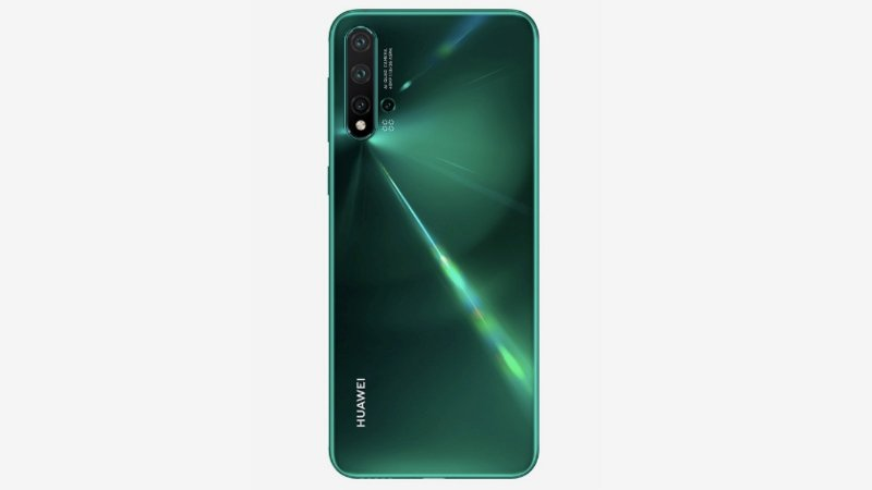 Huawei Nova 5 Pro press image