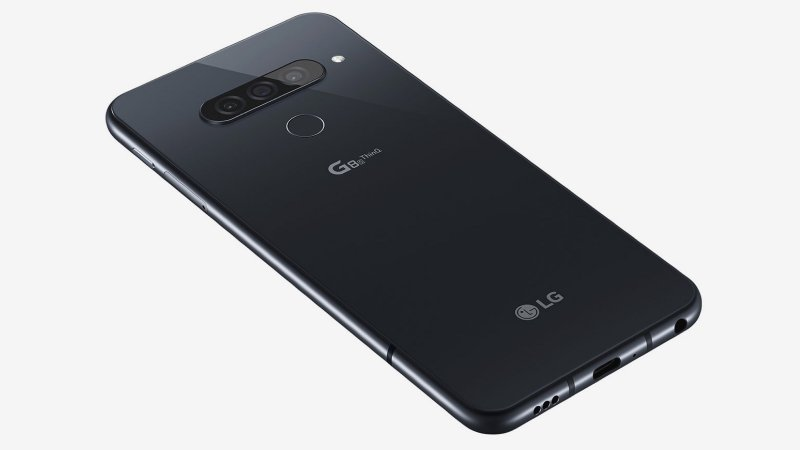 LG G8S ThinQ press image