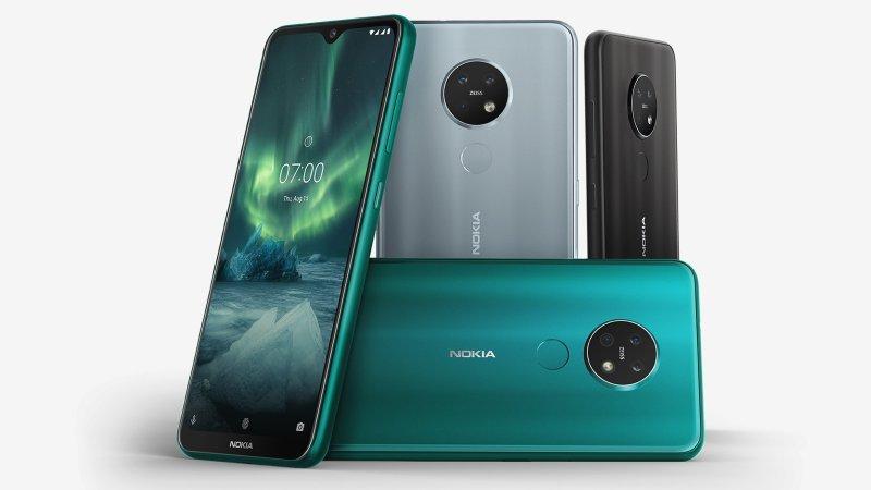 Nokia 7.2 press image