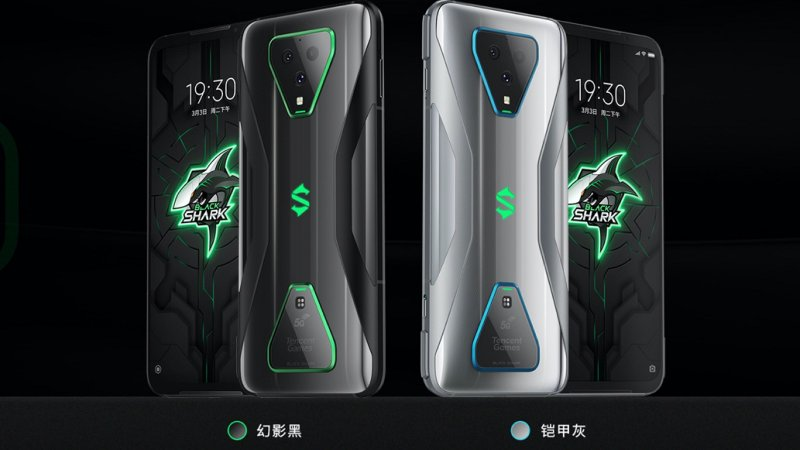 Xiaomi Black Shark 3 Pro press image