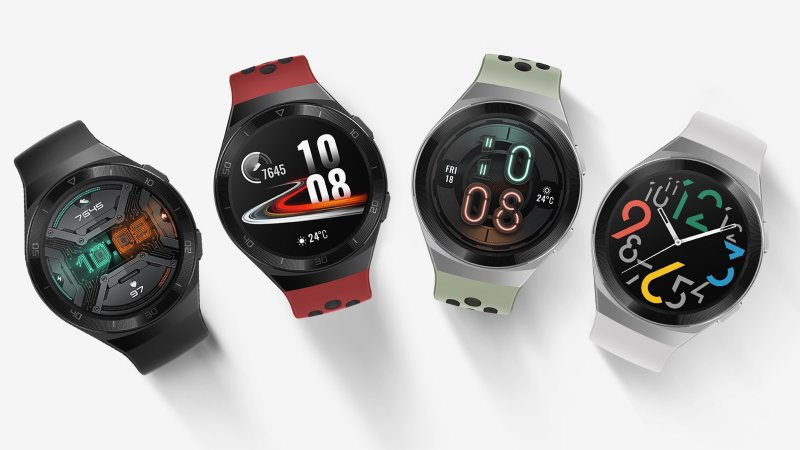 Huawei Watch GT 2e press image