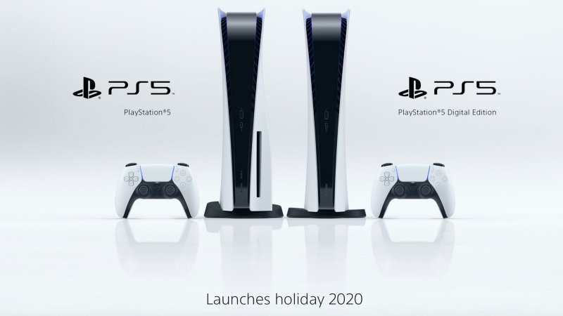 Sony PlayStation 5 press image