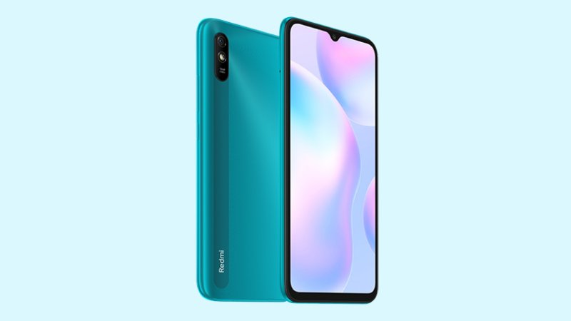 Xiaomi Redmi 9A press image