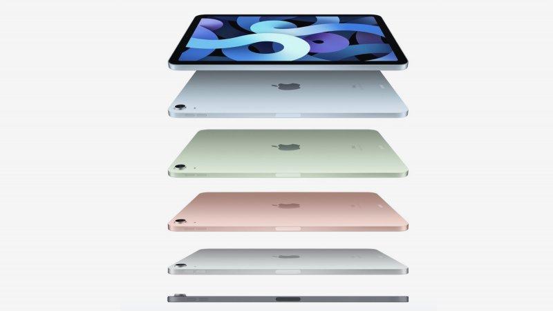 Apple iPad Air (2020) press image