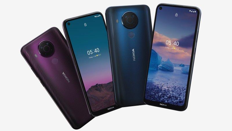 Nokia 5.4 press imageNokia 5.4 press image