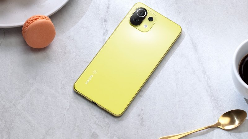 Xiaomi Mi 11 Lite press image