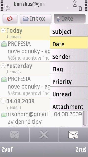 písanie druhý e-mail online dating
